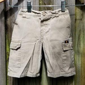Lucky Brand Baby Size 18 months Khaki Cargo Shorts